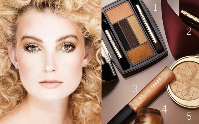 Festliches Make-up: Der puristische Schneeköniginnen-Look  Redaktion: Olivia Goricanec & Niklaus Müller; Styling: Filipa Fernandes; Fotos: Karin Heer; Stills: Daniel Valance