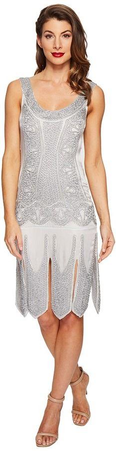 Unique Vintage - Eleanor Flapper Dress Women's Dress (affiliate)