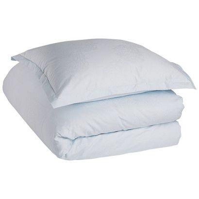 CLOVER sengetøj Cloud Blue fra George Jensen Damask - 220x140 cm