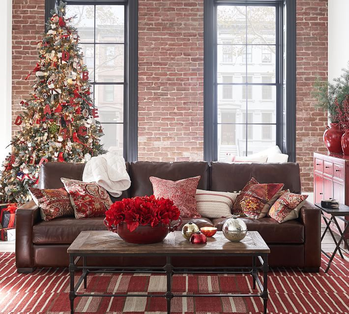 Cool Turner Square Arm Leather Sofa 85 5 Down Blend Wrapped Creativecarmelina Interior Chair Design Creativecarmelinacom