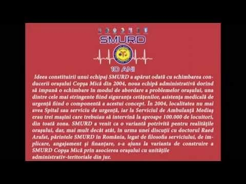 SMURD Copsa Mica - 10 ani -  Misiune indeplinita!
