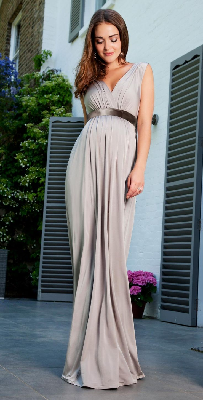Evening dress pregnancy
