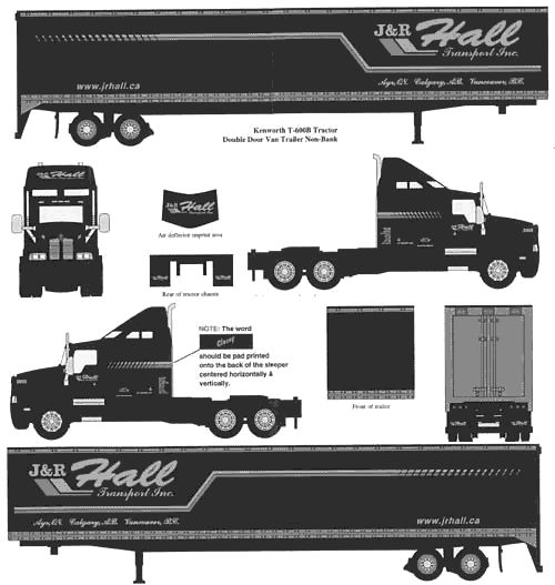 papercraft truck templates images galleries with a bite. Black Bedroom Furniture Sets. Home Design Ideas