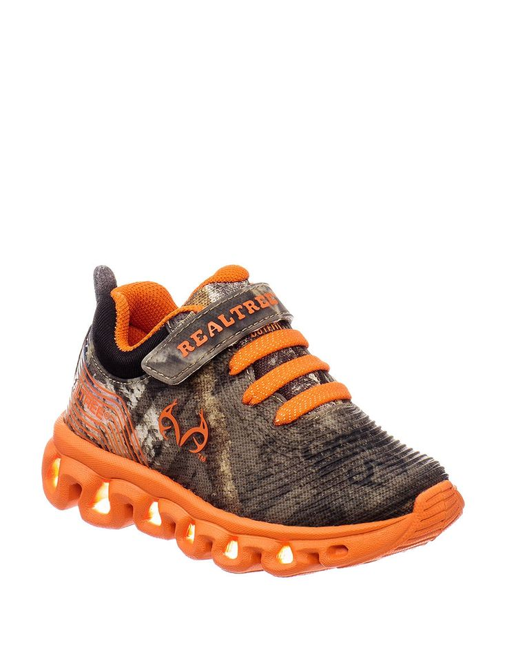 Realtree® Lil Firefly Athletic Shoes – Toddler Boys 5-10 | Stage Stores