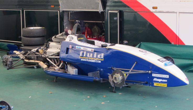 Van Diemen LA08, Fluid Motorsport
