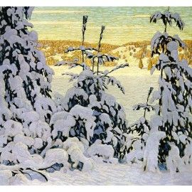 Lawren Harris Snow 2
