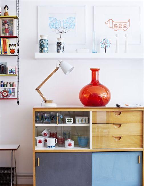 Vintage sideboard Inspired by IKEA