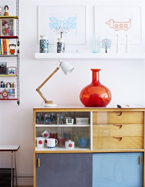 Vintage sideboard | live from IKEA FAMILY
