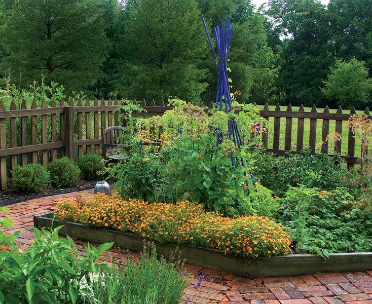Stylish letti rialzati - Giardiniere Vegetale