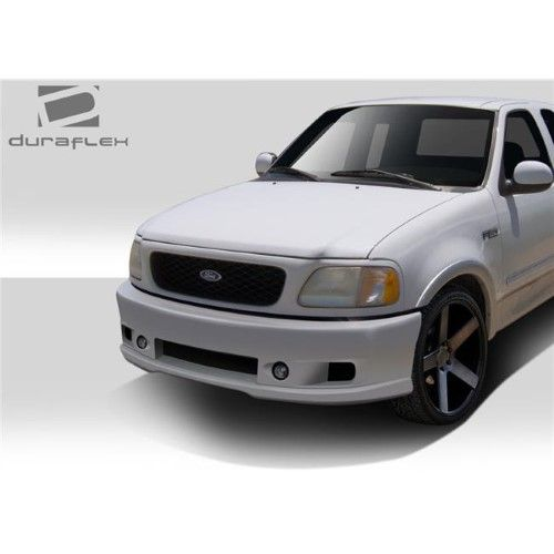 Duraflex 112022 1997 2003 Ford F150 1997 2002 Ford Expedition Bt 1 Front Bumper Cover Signature Black 1 Piece As S Ford Expedition Automotive Art Ford F150