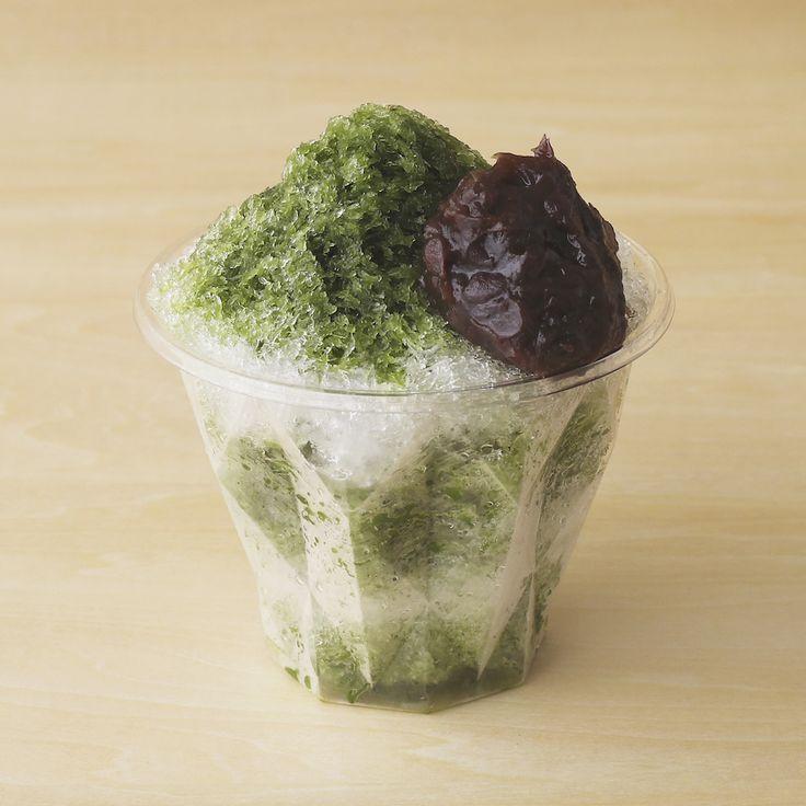 トラヤカフェのあんペーストを使ったかき氷がゴールデンウィークに先行発売