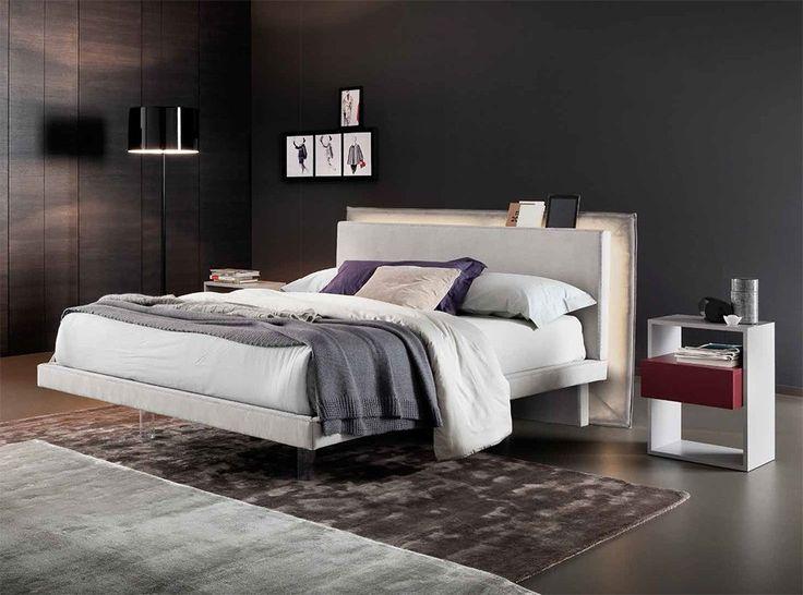 Rossetto Libriamo Italian Platform Bed - $2,199.00