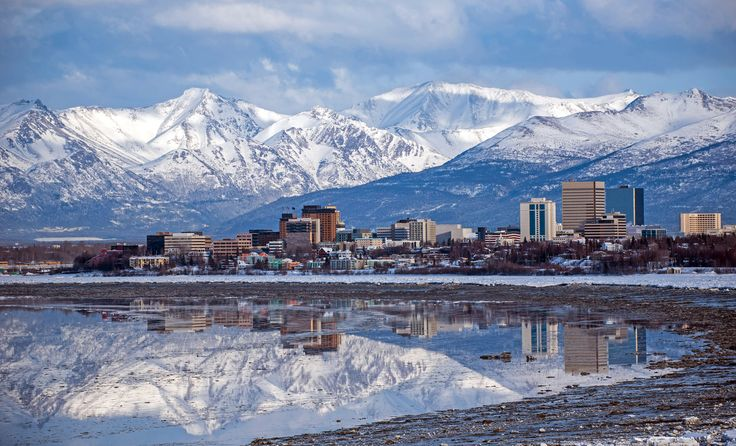 #Anchorage - a major jumping off point for avid hikers, rock, and mountain climbers. Book a #Flight to Anchorage @ http://bit.ly/2zaPpvK