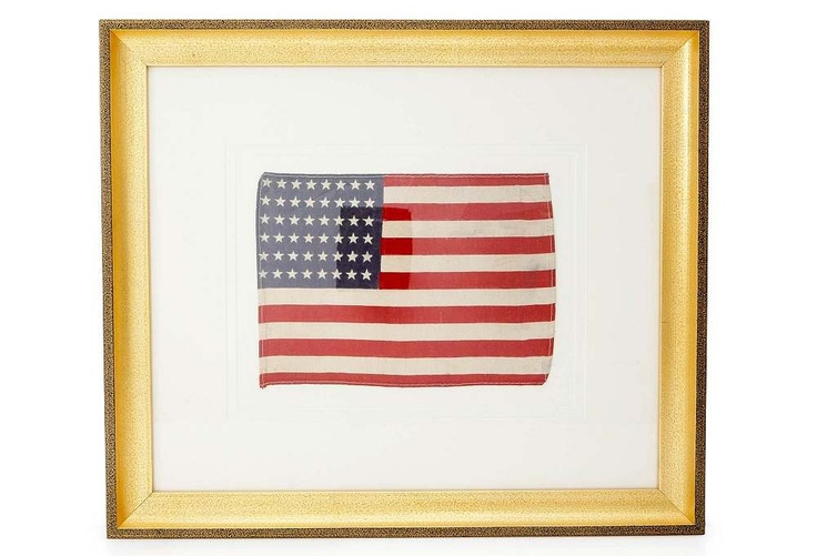48 star flag