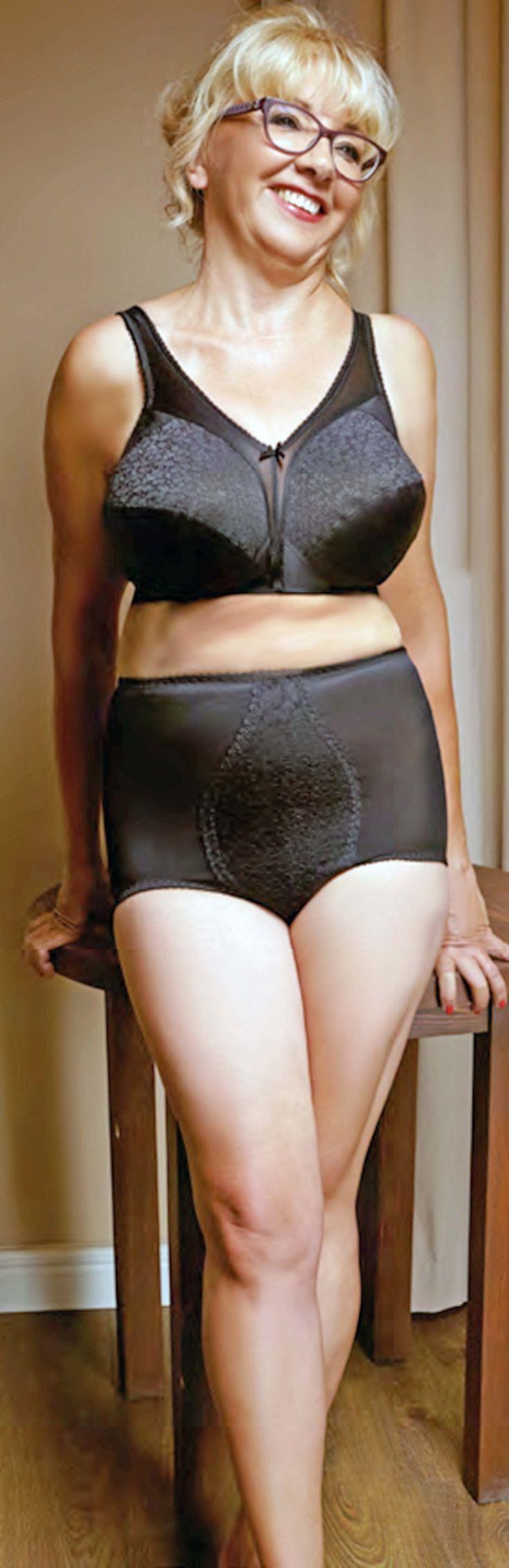 Girdle retro vintage lingerie