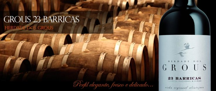 #portugueseredwine #herdadedosgrous #redwine