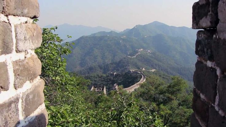 China Tours - The Great Wall of China!!  Construction of the Great wall started over 2000 years ago during the Chin Dynasty when China was unified under the first Emperor.  #ChinaTours #GreatWall #GreatWallofChina