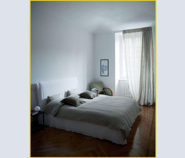 Oltre 25 fantastiche idee su tende di lino su pinterest - Tende per sopra il letto ...