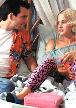 """True Romance"" - not many people I know have seen this film for some reason. There are so many great actors in ""True romance"" and Gary Oldman's Yardy drug dealer character is brilliant"