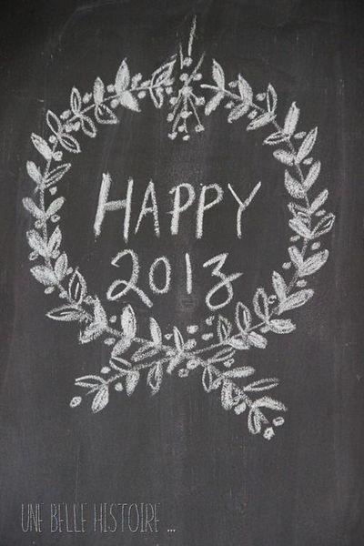 1autrehistoire:    2013 … LUCKY YEAR …
