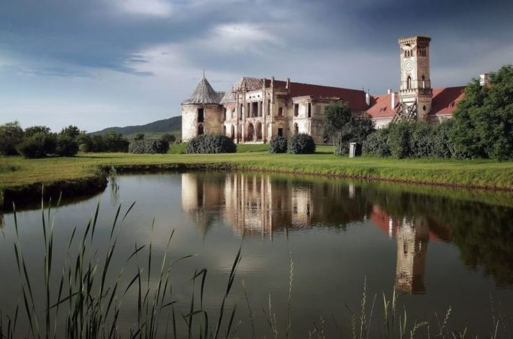 Banffy Castle: From Medieval Times to Electric Music