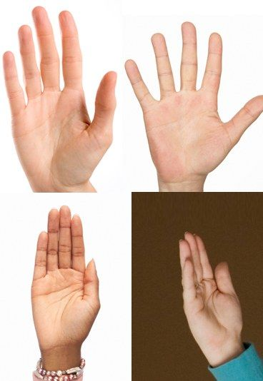 Lectura de manos - Cómo leer la mano: las líneas y su significado - enfemenino