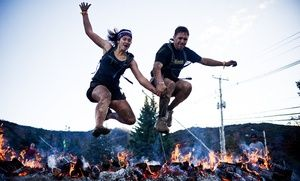 Groupon - Spartan Race Entry and One Spectator Pass to the Austin Sprint or Super (Up to 59% Off). Four Options Available. in Reveille Peak Ranch. Groupon deal price: $59