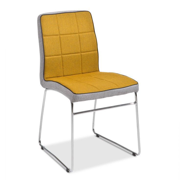 25+ Best Ideas About Stoff Stühle Auf Pinterest | Bemalte ... Gelbe Sthle Passen Zu Welcher Kche