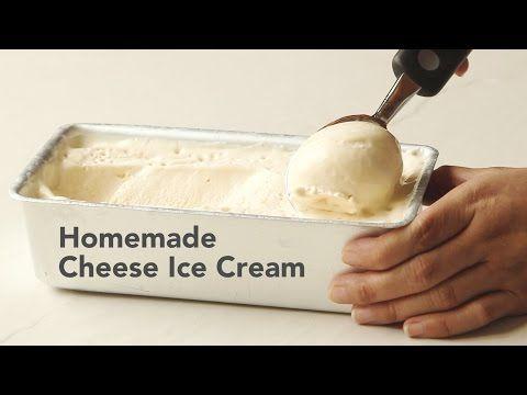WATCH: How to Make Cheese Ice Cream | Yummy.ph