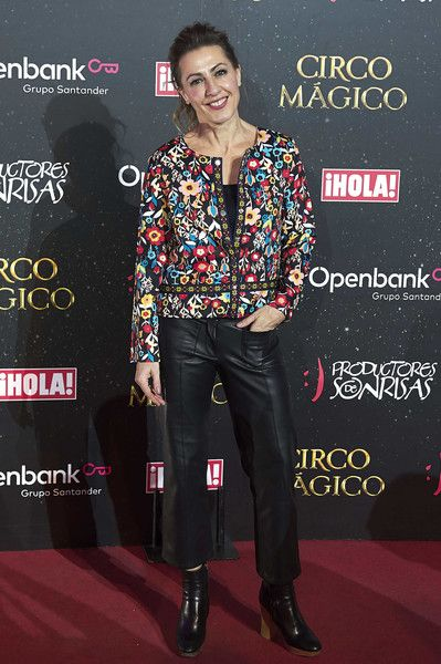 Angeles Blanco attends 'Circo Magico' premiere on December 22, 2017 in Madrid, Spain. - 25 of 39