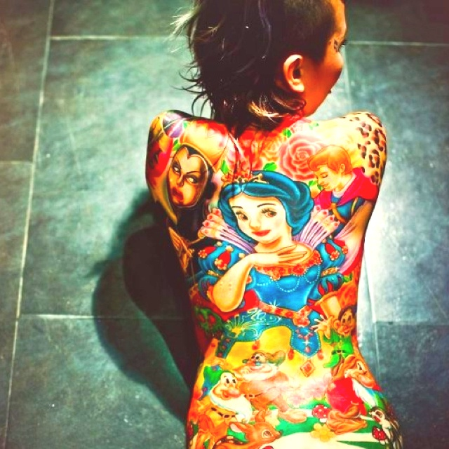 83 best x rated images on pinterest tattoo girls for X rated tattoos