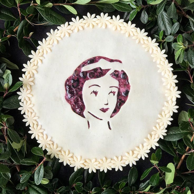 Sleeping Beauty pie