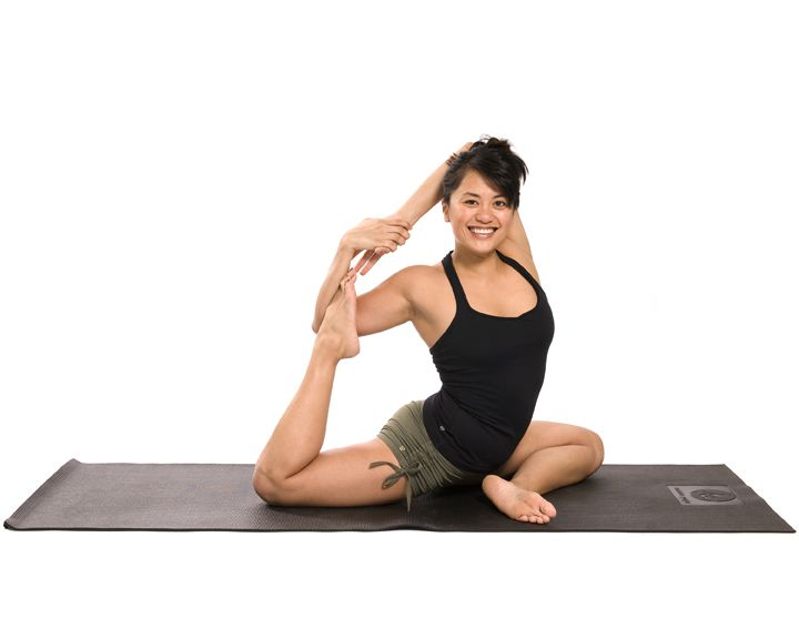 Edith Parina, Yoga Workshop Facilitator  (Ravenswing 2012)