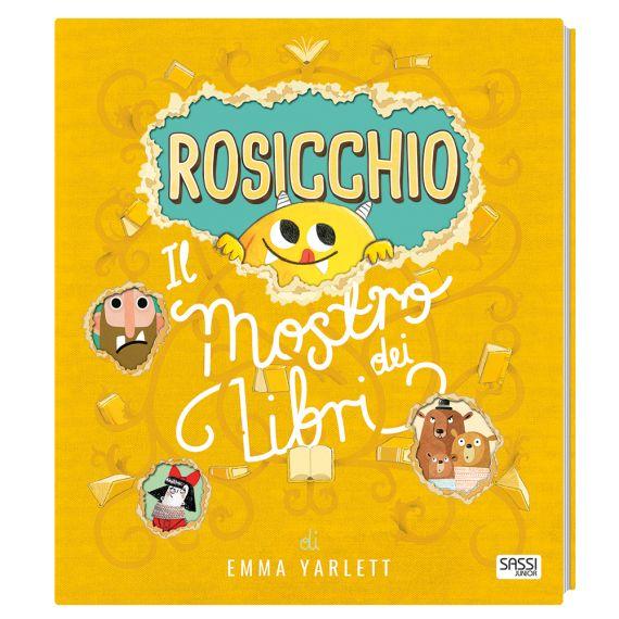 Rosicchio: il mostro dei libri