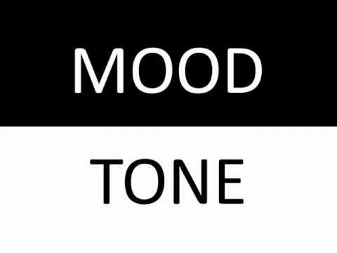 ▶ Mood and Tone - YouTube