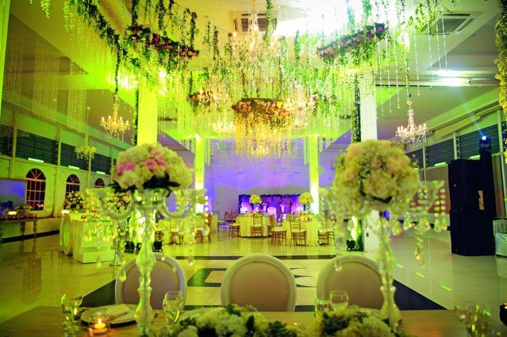 Un jardín de encanto para tu boda. #RevistaNovias