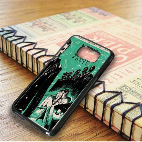 American Horror Story Evan Peters Samsung Galaxy S6 Edge Plus Case