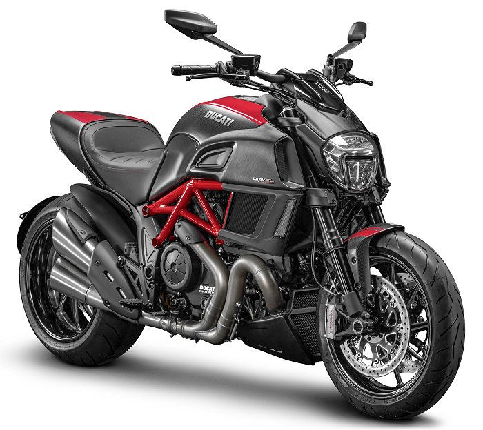 Ducati DIAVEL CARBON 1200 2015