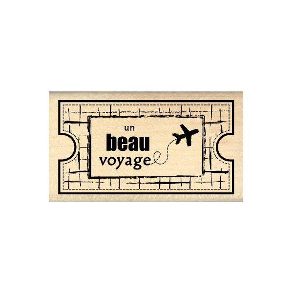 ticket voyage scrapbooking tampons pinterest carnets carte voyage et voyages. Black Bedroom Furniture Sets. Home Design Ideas