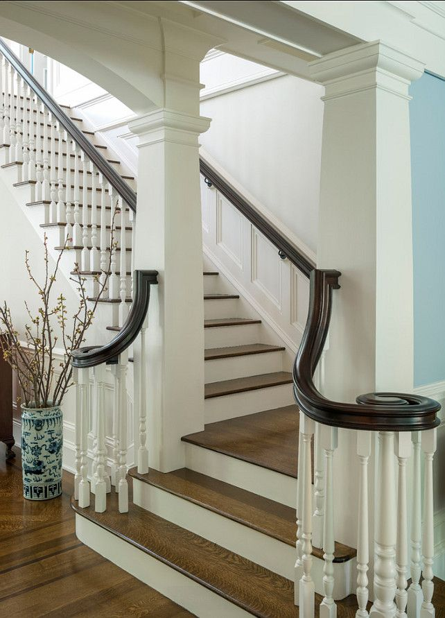 Best 25 Traditional Staircase Ideas On Pinterest