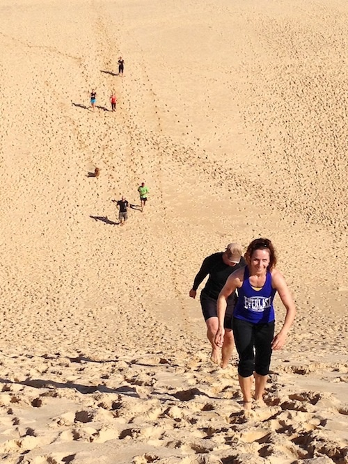 Great effort at this weeks Tough Mudder workout on the Cronulla Sand dunes, we really stepped it up a gear before next weeks big race. Check out the workout here....