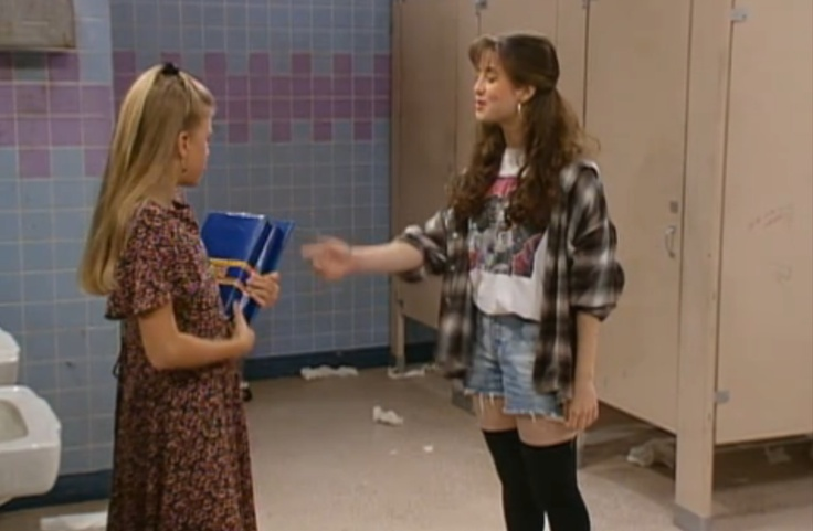 Unfortunately, 90s fashion is officially considered ...