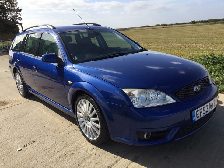 We found this ford mondeo st220 estate 6 speed manual low miles excellent condition px poss on eBay.