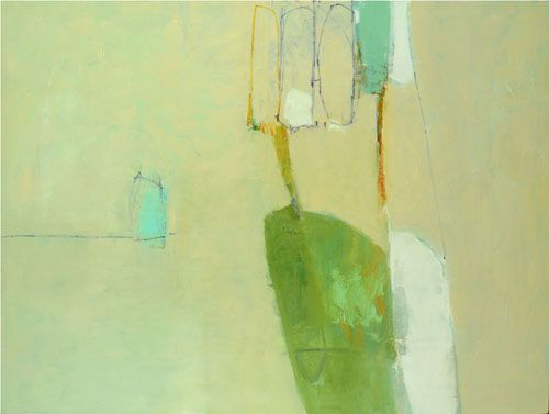 """Jenny Nelson, """"Cypress"""", oil on canvas: Oil On Canvas, Paintings Ideas, Abstract Art, Jenny Nelson, For Darts, Œuvr Darts, Abstract Landscape, Art Abstract, Abstract Paintings"""