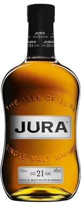 Jura Whisky 21 years