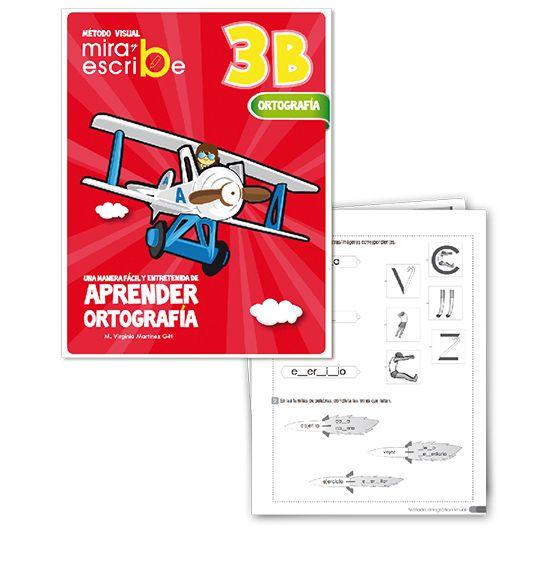 Libro Ortografía Mira Y Escribe 3 B -> http://www.masterwise.cl/productos/14-lenguaje-y-comunicacion/1919-libro-ortografia-mira-y-escribe-3-b