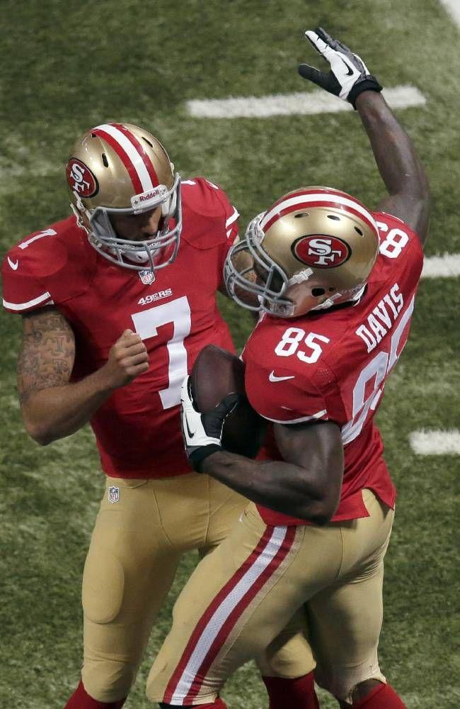 Colin Kaepernick | San Francisco 49ers | NFL - Yahoo! Sports