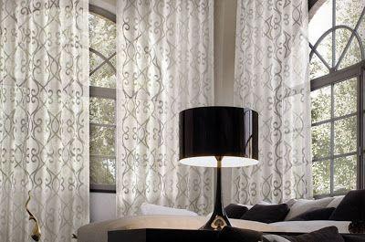 diseño de cortina moderna