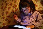 Article about using ipads for children with cortical visual impairment.