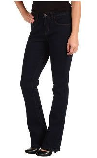 Best Jeans for Petite Women: Jag Jeans Petite Petite Foster Mid-Rise Narrow Boot